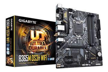 Imagen de Motherboard Gigabyte B365m Ds3h Wifi Gamer Intel 1151
