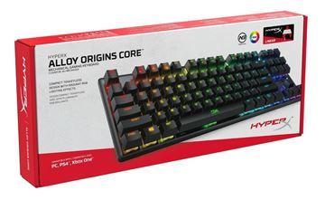 Imagen de Teclado Hyperx Alloy Origins Core Mecanico HX-KB7RDX-US