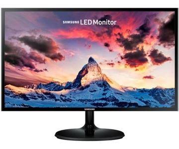 Imagen de Monitor Samsung 24 Ls24f350 Fullhd