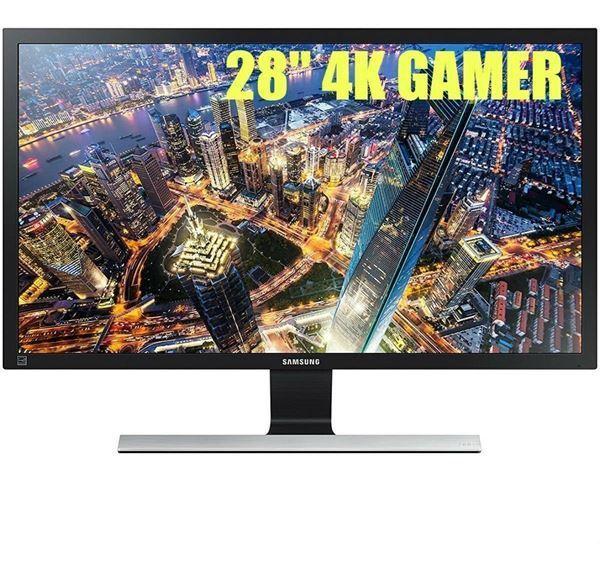 Imagen de Monitor Samsung 28 4k Gamer Ue590 Hdmi