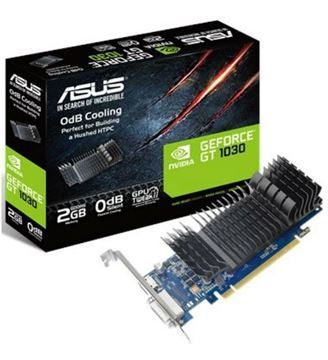 Imagen de Asus Geforce Gt 1030 Low 2gb Ddr5