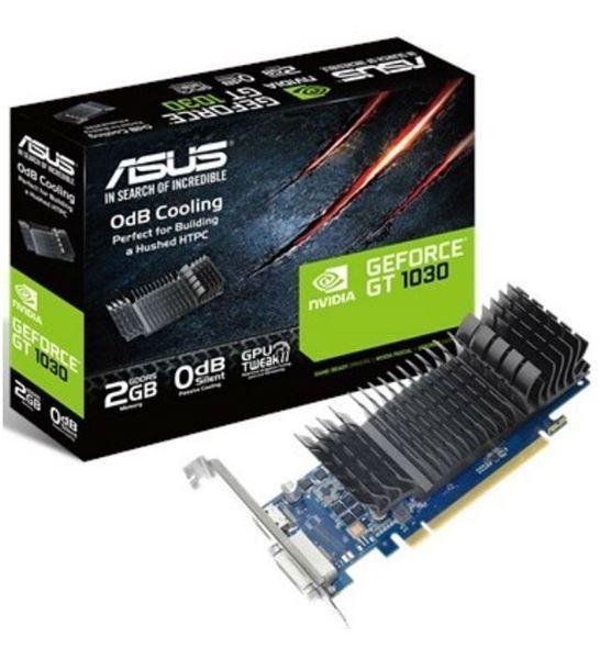Imagen de Asus Geforce Gt 1030 Low 2gb Ddr5
