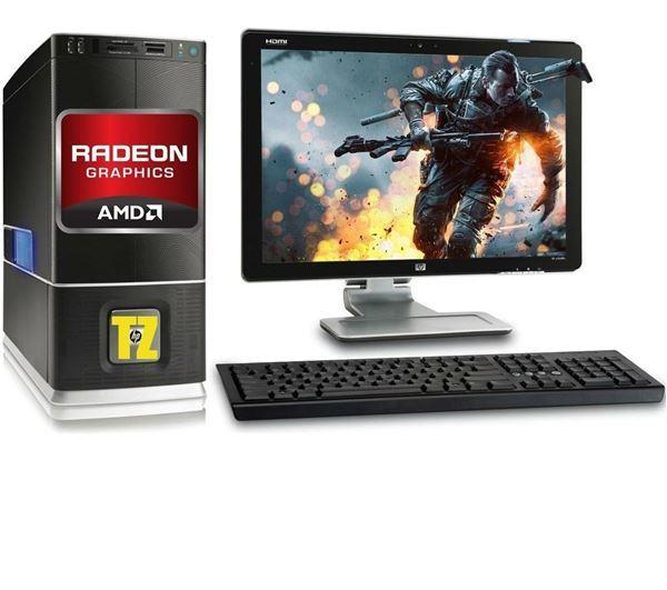 Imagen de Computadora Pc Gamer A10 7860k 8gb Extreme Radeon R7 Tranza
