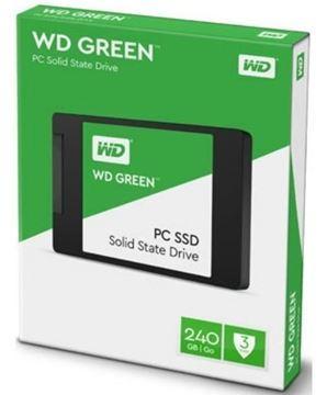 Imagen de Western Digital Ssd 240 Gb Disco Duro Solido Sata