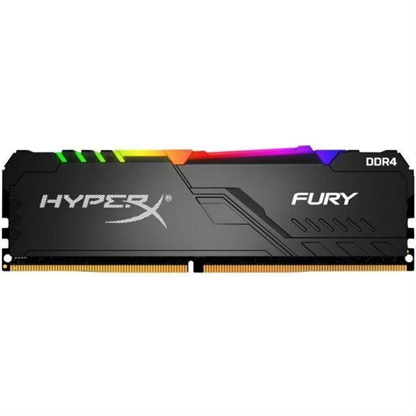 Imagen de Kingston Fury RGB 8GB DDR4 3000 HX430C15FB3A/8