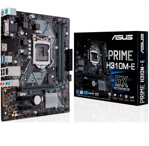 Imagen de Motherboard Asus Prime H310m 9th Intel 1151 Ddr4