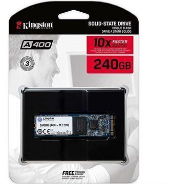 Imagen de Kingston SSD 240gb M.2 SA400M8/240G