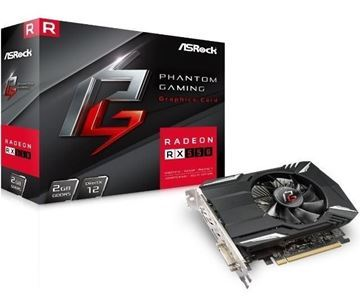 Imagen de Asrock Radeon Rx 550 2gb Ddr5