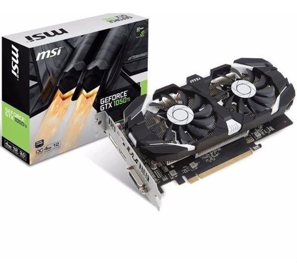 Imagen de Msi Geforce Gtx 1050ti Oc Dual 4gb Ddr5