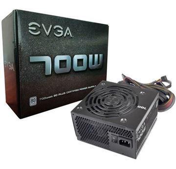 Imagen de Fuente Evga 700w Reales Gamer 80 Plus