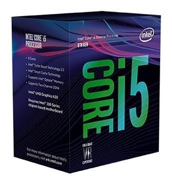 Imagen de Procesador Intel I5 8400 6 Core Micro Gamer 1151
