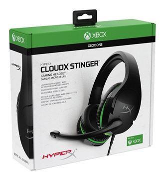 Imagen de Auricular Hyperx Cloudx Stinger Xbox Gamer HX-HSCSC2-BK/WW