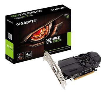 Imagen de Tarjeta Video Gigabyte Geforce Gtx 1050ti Low 4gb