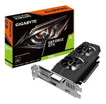 Imagen de Tarjeta Video Gigabyte Geforce Gtx 1650 Low 4gb Ddr5