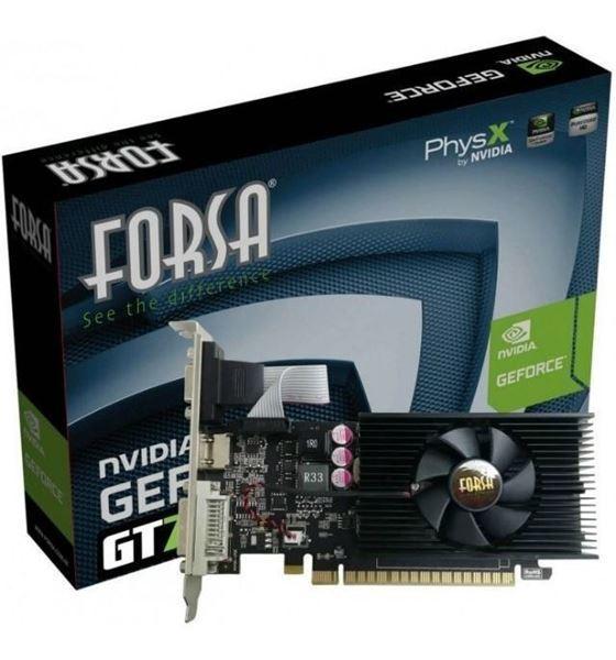 Imagen de Tarjeta Video Gamer Geforce Gt 210 1gb Ddr3 Dvi Vga