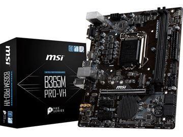Imagen de Motherboard Msi B365m Pro Vdh 9th Intel 1151 Ddr4