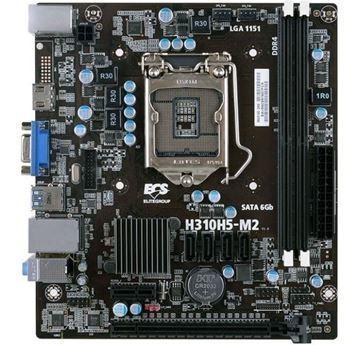 Imagen de Motherboard Ecs H310h5-m2 8ta Intel 1151 Ddr4