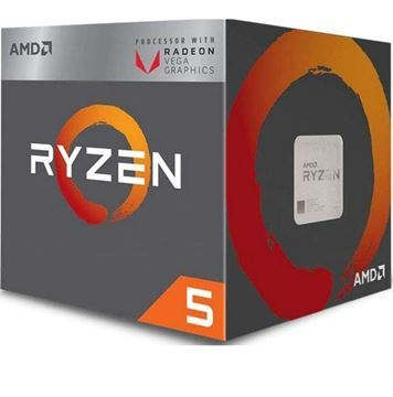Imagen de AMD Ryzen 5 3400g Video Vega 11 AM4