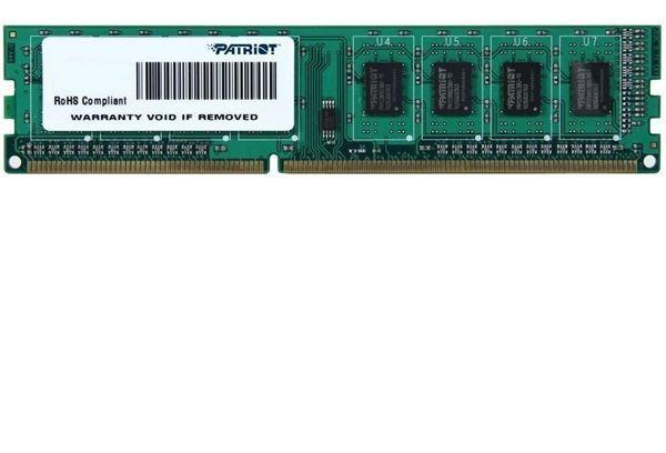 Imagen de Memoria Ram Pc Patriot 4gb Ddr3 Pc 1600