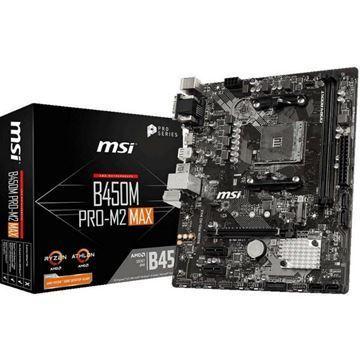 Imagen de Msi B450M PRO-M2 MAX AMD Am4