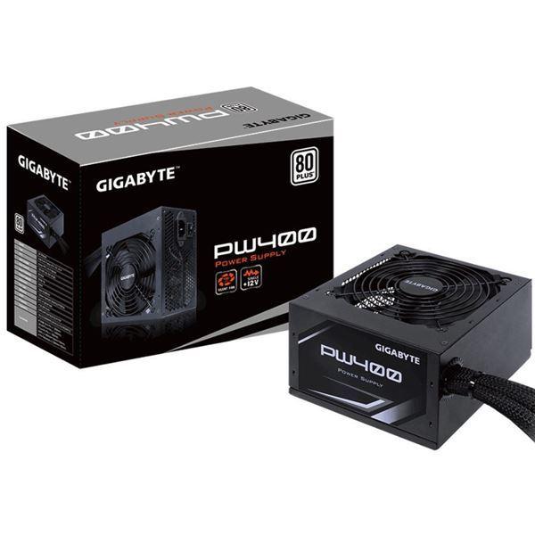 Imagen de Fuente Pc Gigabyte 400w Reales Gamer 80 Plus