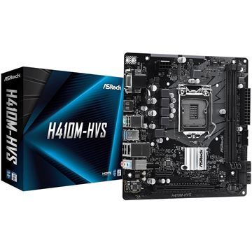Imagen de Motherboard Asrock H410m Intel 10ma 1200 Ddr4