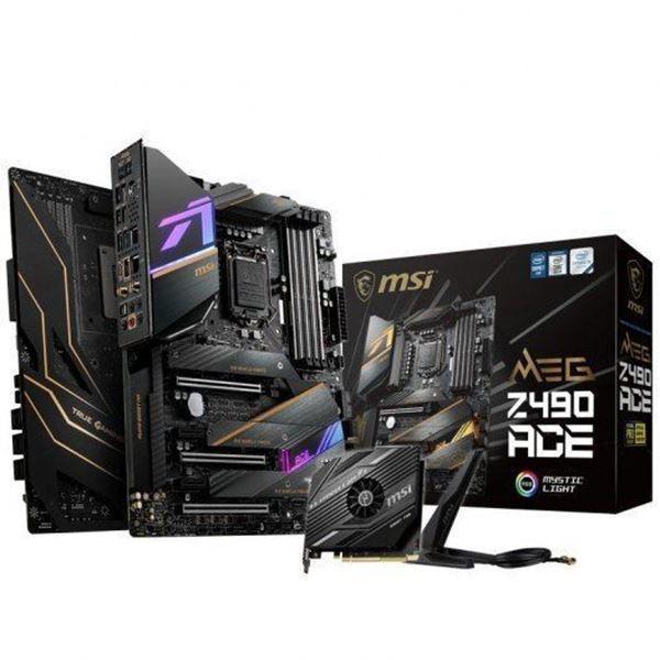 Imagen de MSI Intel MEG Z490 ACE 1200