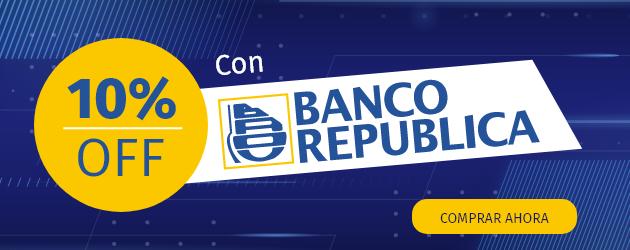 Banco Republica Tranza Uruguay
