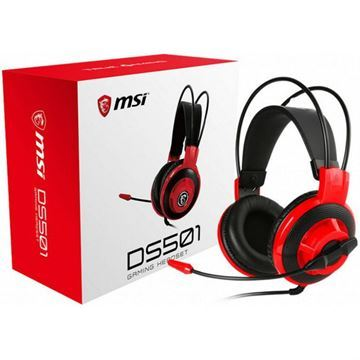 Imagen de Auricular Gamer MSI PC PS4 DS501