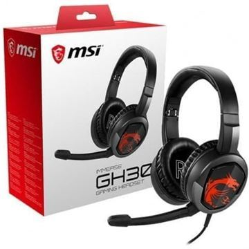 Imagen de Auricular MSI Immerse GH30 Gamer PC PS4