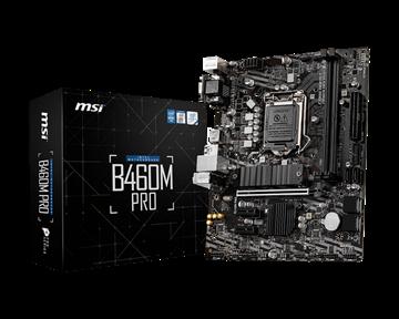 Imagen de MSI B460M PRO Intel 1200