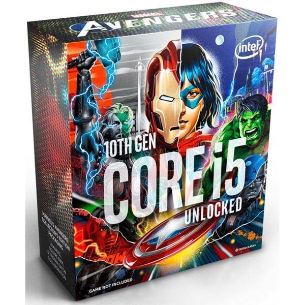 Imagen de Intel I5 10600k Avenger Micro Procesador Gamer 1200