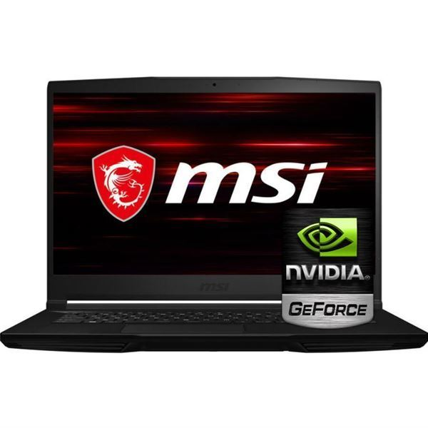 Imagen de Notebook MSI Gamer I5 9300 Fhd 8Gb Ssd 256gb Geforce 1650