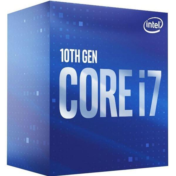 Imagen de Intel Core i7 10700k 10ma 1200