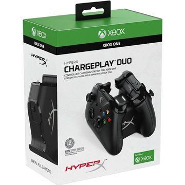 Imagen de Cargador HyperxChargePlay Duo Xbox HX-CPDUX-C