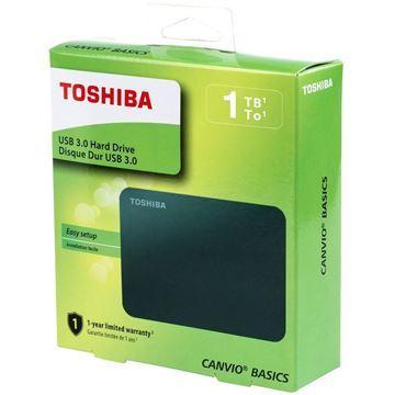 Imagen de Disco Duro Externo Toshiba 1tb Usb 3.0