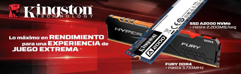 Kingston Hyperx Uruguay