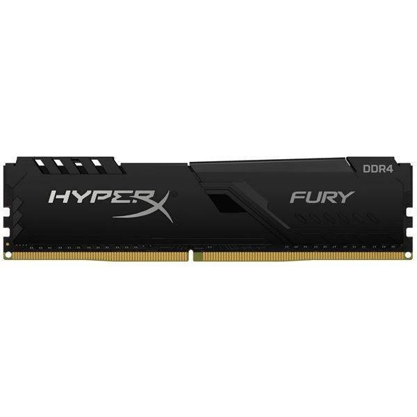 Imagen de Memoria Hyperx Fury 16gb DDR4 Gamer PC3466 HX434C16FB3/16