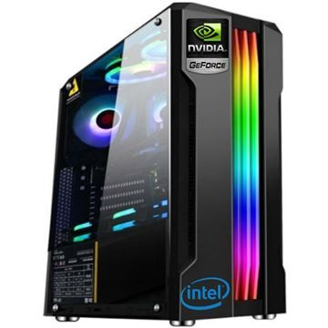 Imagen de Computadora TZ Gamer Intel I3 9100 Geforce Gt 1030 LED