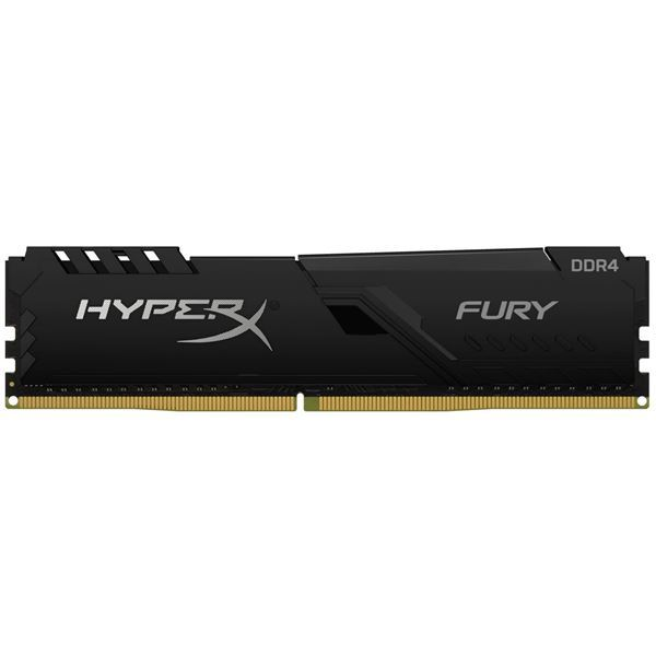 Imagen de Memoria HyperX Fury 16gb DDR4 Gamer PC 2666 HX426C16FB4/16