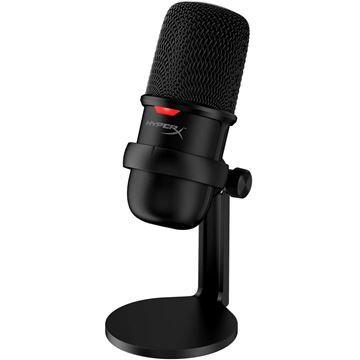 Imagen de HyperX SoloCast Microfono HMIS1X-XX-BK/G