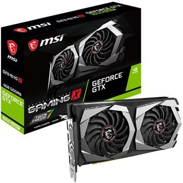 Imagen de MSI GeForce GTX 1650 SUPER GAMING X 4GB GDDR6