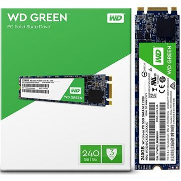 Imagen de WD SSD 240gb M.2 WDS240G1G0B