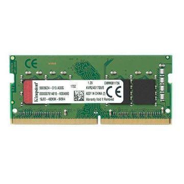 Imagen de Kingston 8gb DDR 4 Sodimm PC 2400 KVR24S17S8/8