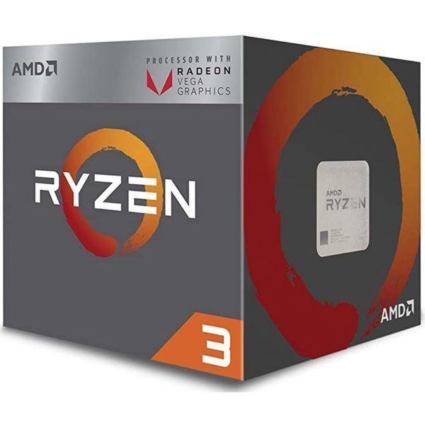 Imagen de Amd Ryzen 3 2200g Video Radeon Vega 8 Am4