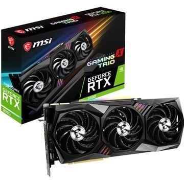 Imagen de MSI GeForce RTX 3090 GAMING X TRIO 24GB GDDR6X