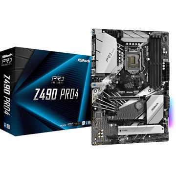 Imagen de Asrock Z490 Pro4 Intel 1200