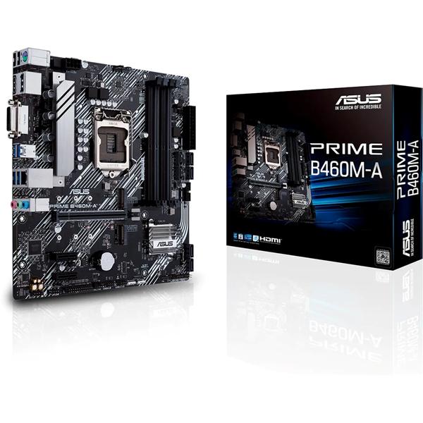 Imagen de Asus Intel PRIME B460M-A 1200
