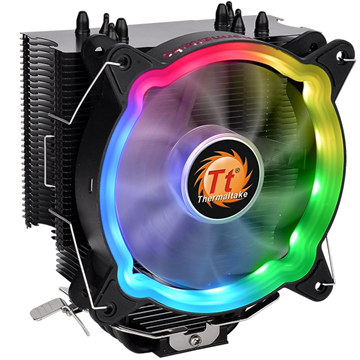 Imagen de Fan Cooler Cpu Thermaltake UX200 Intel Amd Gamer RGB