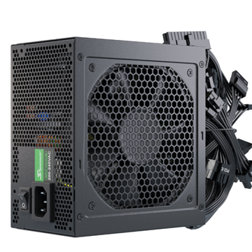 Imagen de Seasonic R-A12-500-A1 Gamer 500w 80 Plus